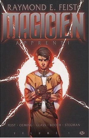 France - Magicien Apprenti - Comic Book Adaptation