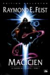 France - Magicien - Cover by Stephane Collignon