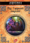 France - Pug l'apprenti magicien - Cover by Stephane Collignon