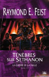 France - Ténèbres sur Sethanon - Cover by Stephane Collignon