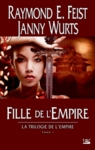 France - Daughter of the Empire cover by Anne-Claire Payet