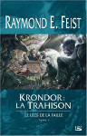 France - Krondor : la Trahison - Cover by Stephane Collignon