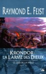 France - Krondor : la Larme des Dieux - Cover by Stephane Collignon