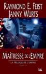France - Mistress of the Empire cover by Anne-Claire Payet