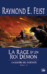 France - Rage of a Demon King cover by Stephane Collignon