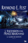 France - Rise of a Merchant Prince cover by Stephane Collignon