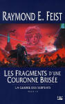 France - Shards of a Broken Crown cover by Stephane Collignon
