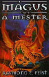Hungary - Magus: A Mester - Cover by Attila Kohol