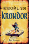 Netherlands - Krondor the Betrayal cover by Nico Keulers