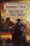 UK - Shadow of a Dark Queen cover by Geoff Taylor