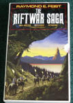 UK - The Riftwar Saga - Cover by Geoff Taylor