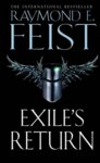UK - Exiles Return cover by Dominic Forbes