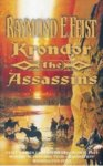 UK - Krondor the Assassins - Cover by Geoff Taylor