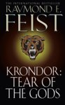 UK - Krondor Tear of the Gods cover by Unknown