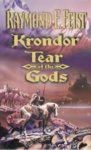 UK - Krondor Tear of the Gods cover by Geoff Taylor