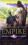 UK - Mistress of the Empire - Cover by Geoff Taylor
