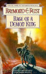 UK - Rage of a Demon King cover by Geoff Taylor