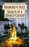 UK - Shards of a Broken Crown cover by Geoff Taylor
