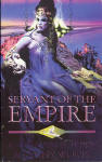 UK - Servant of the Empire - Cover by Geoff Taylor