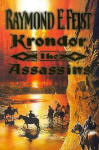 Australia - Krondor the Assassins - Cover by Geoff Taylor