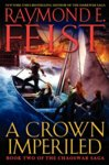 US - A Crown Imperiled cover by Steve Stone