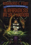 US - A Darkness at Sethanon - Cover by Don Maitz