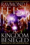 US - A Kingdom Besieged - Cover by Steve Stone