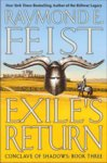 US - Exiles Return - Cover by Paul S Robinson