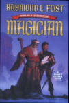 US - Magician cover by Don Maitz