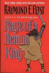 US - Rage of a Demon King cover by Liz Kenyon