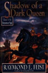 US - Shadow of a Dark Queen cover by Bryan Leister