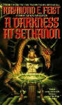 US - A Darkness at Sethanon cover by Don Maitz