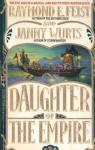 US - Daughter of the Empire cover by Janny Wurts