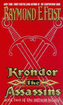 US - Krondor the Assassins - Cover by Liz Kenyon