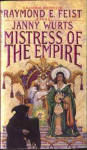 US - Mistress of the Empire cover by Don Maitz