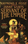 US - Servant of the Empire cover by Don Maitz