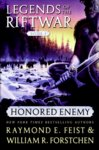 US - Honored Enemy - Cover by Geoff Taylor