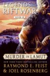 US - Murder in LaMut cover by Geoff Taylor