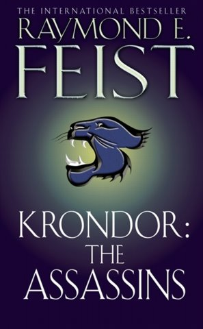 Australian Paperback - Raymond E. Feist - Krondor the Assassins
