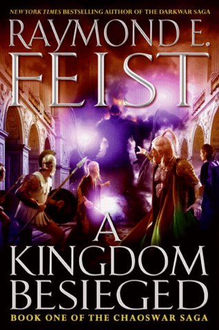 US Hardcover - A Kingdom Besieged