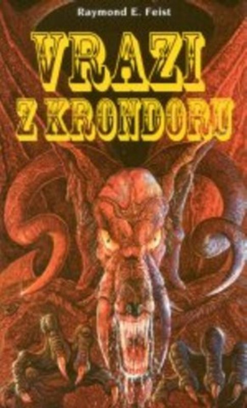 Czech - Vrazi z Krondoru - Cover by Unknown