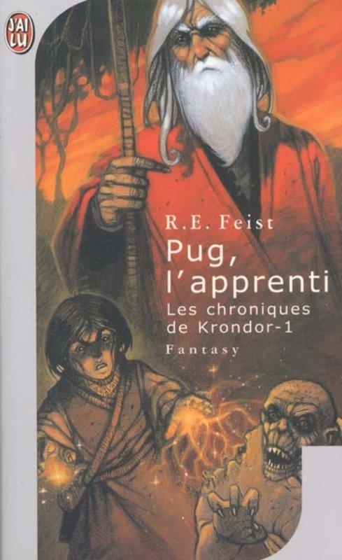 France - Pug L'Apprenti - Cover by Vincent Dutrait