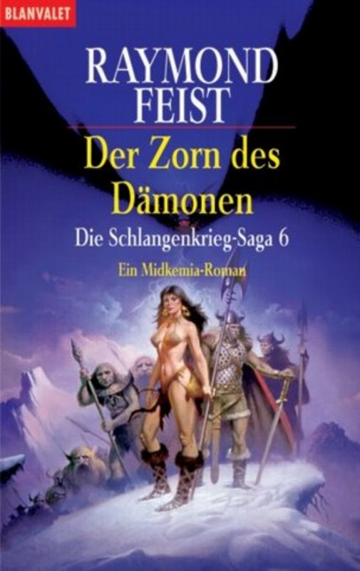 Germany - Der Zorn Des Damonen - Cover by Berni