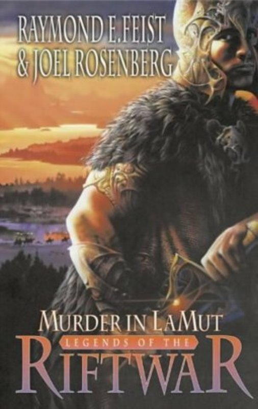 Australia - Murder in LaMut - Cover by Geoff Taylor