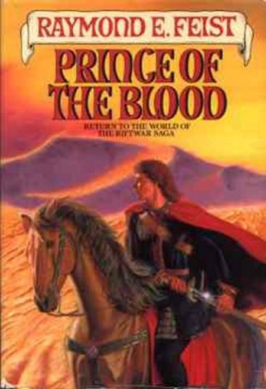 US - Prince of the Blood - Cover by Kevin Johnson
