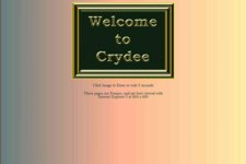 Crydee 2002 Entrance