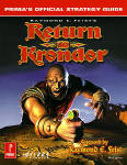 US - Return to Krondor: Prima's Official Strategy Guide